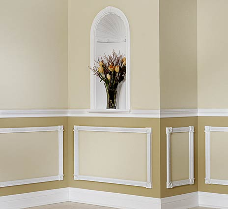 775c recesssed gypsum wall niche - Wall niches ...